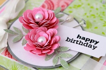Листівка до Дня народження англійською мовою