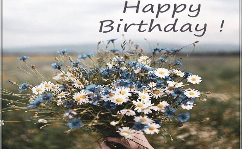 Вітальні листівки з Днем народження на англійській мові – картинки-привітання