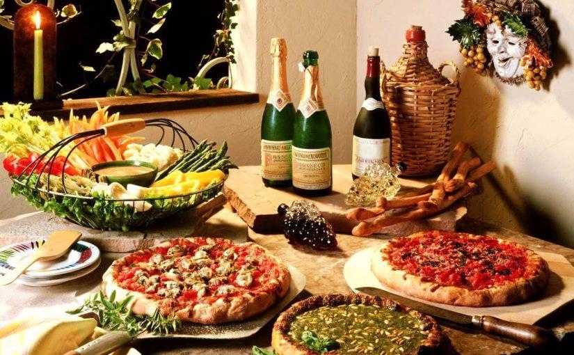 Національна італійська кухня: особливості, рецепти та традиційні страви італійської кухні