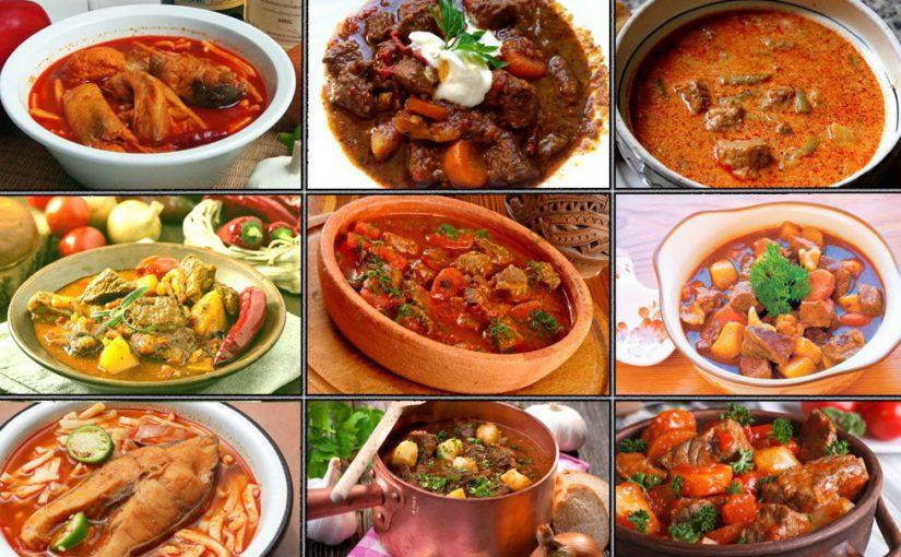 Національна угорська кухня: особливості, рецепти та традиційні страви угорської кухні
