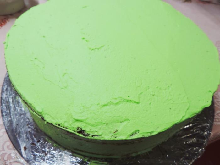 Домашній торт Їжачки - дитячий торт на день народження