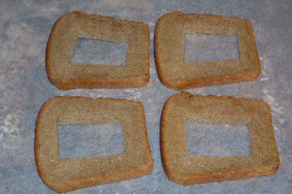 Форми з хліба