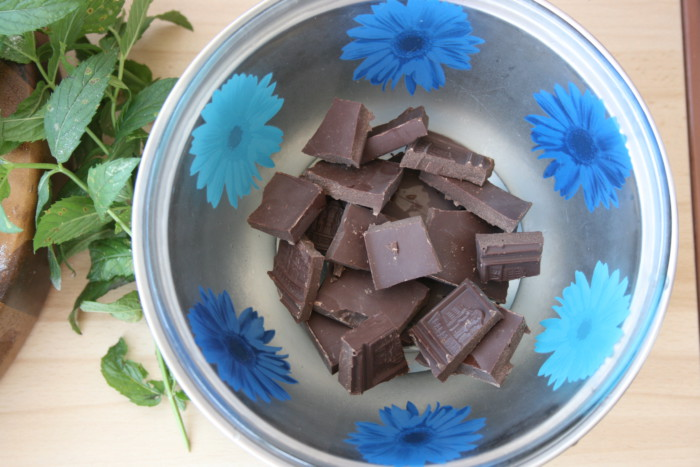 Фондан шоколадний - хрусткі кекси з рідкою начинкою всередині