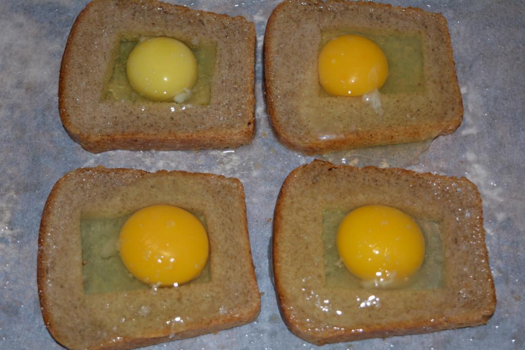 розбиваємо яйця
