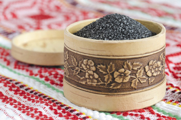 Четвергова сіль - традиційна великодня чорна сіль
