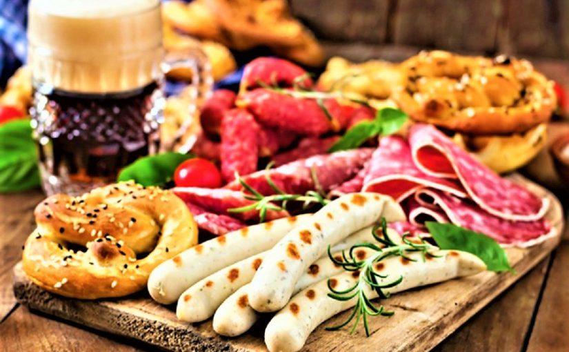Національна німецька кухня: особливості, рецепти та традиційні страви німецької кухні
