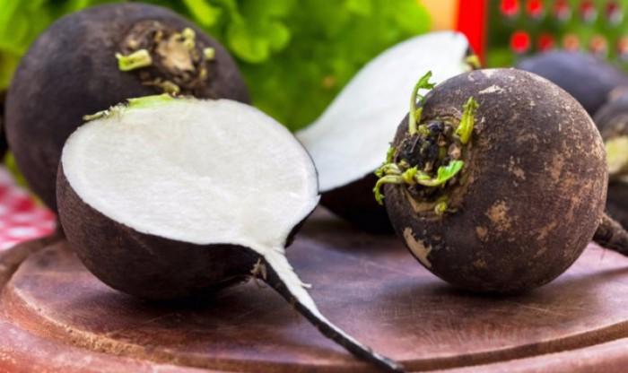 Квашена редька – вітамінний салат на зиму