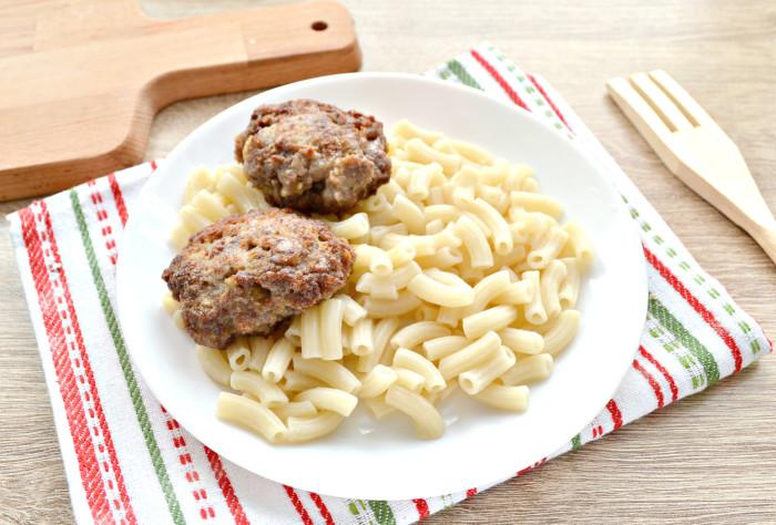 Котлети з яловичини з картоплею – смачні, ситні, економні м'ясні котлети