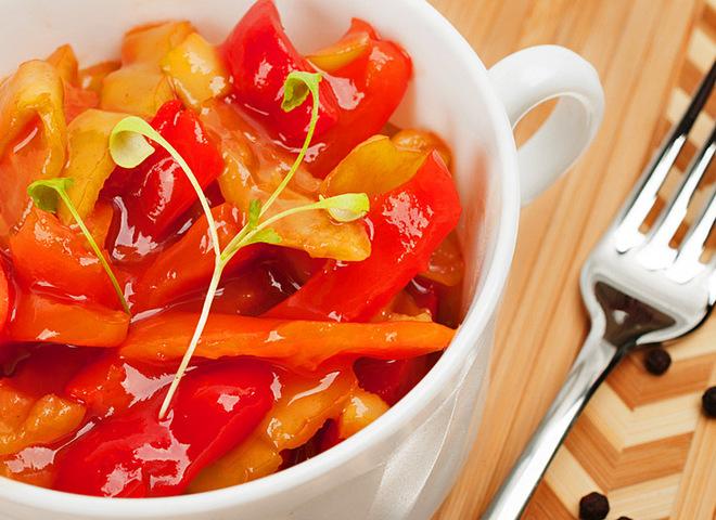 Лечо по-болгарськи – рецепт класичного лечо з перців і помідорів