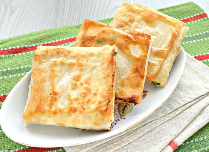 Смажений лаваш з сиром і ковбасою – смачна швидка закуска