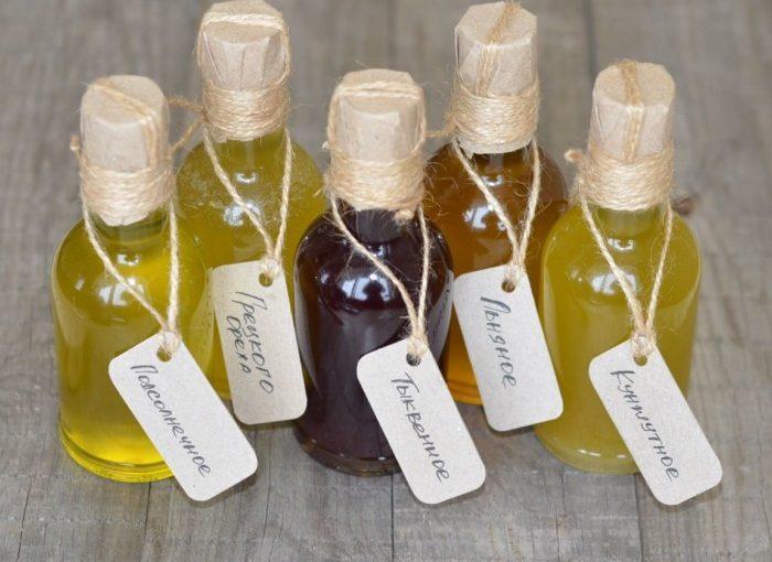 Як зберігати олію різних видів і масло в домашніх умовах